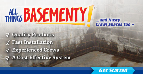 We are the Alberta Basement Waterproofing Experts!