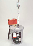 battery backup sump pump system in Rosevear