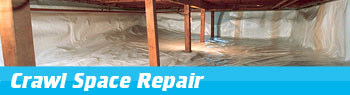 Crawl Space Repair by Basement Systems Edmonton