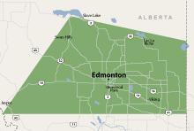Our Alberta Service Area