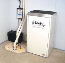 Complete Sump Pump Installation with our Elk Point contractors